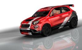 Milano Racing lancia la 500 X R4