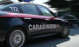 Arrestato in flagrante ladro di rame
