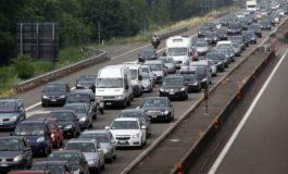 Complicazioni nel traffico per il rientro  a causa del crollo del Viadotto Morandi