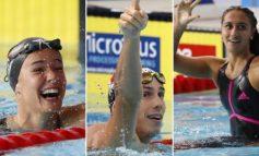 Europei di nuoto: show dell'Italia a Glasgow, altri tre ori