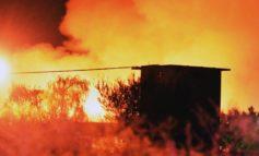 Il Noe indaga sugli incendi alla discarica di Aral Spa di Castelceriolo