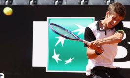 L'alessandrino Matteo Donati esce da torneo di tennis di New York