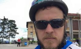 Non ce l'ha fatta Alex Scalco il ciclista caduto dalla bici giovedì