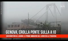 Un altro ponte crollato: adesso basta!