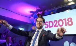 Cresce in Svezia la destra sovranista