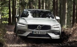 Volvo V60 Cross Country, la famigliare anche per il fuoristrada