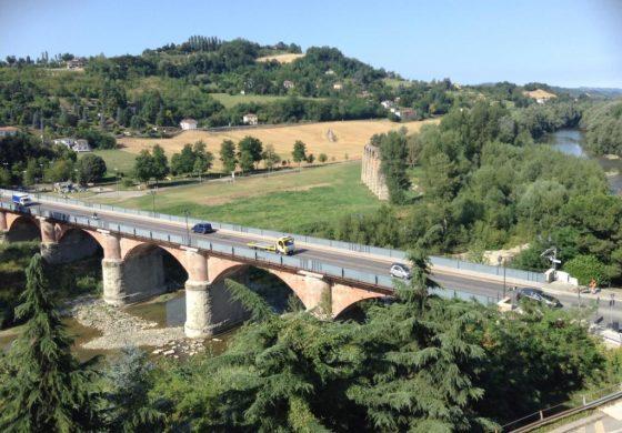 Ponti monitorati ad Acqui dopo il crollo di Genova