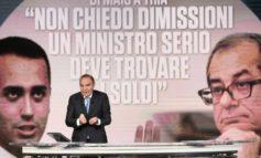 Tria si smarca da Salvini e Di Maio: non c'è crescita senza una riduzione del debito pubblico