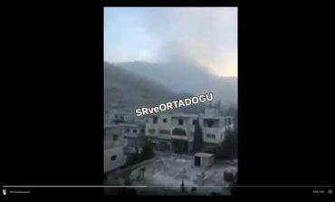 Israele lancia un attacco aereo nell'ovest della Siria