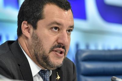 Salvini: grazie ai migranti è tornata la tubercolosi