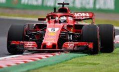 La Ferrari c'è, Vettel un po' meno e rivince Hamilton