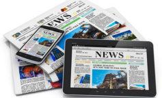 Classifica dell'informazione online in Italia basata sulla nuova Audiweb 2.0