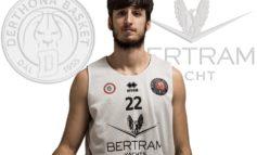 Pallacanestro: dopo il nuovo coach al Derthona arriva la guardia alta Kenneth Viglianisi
