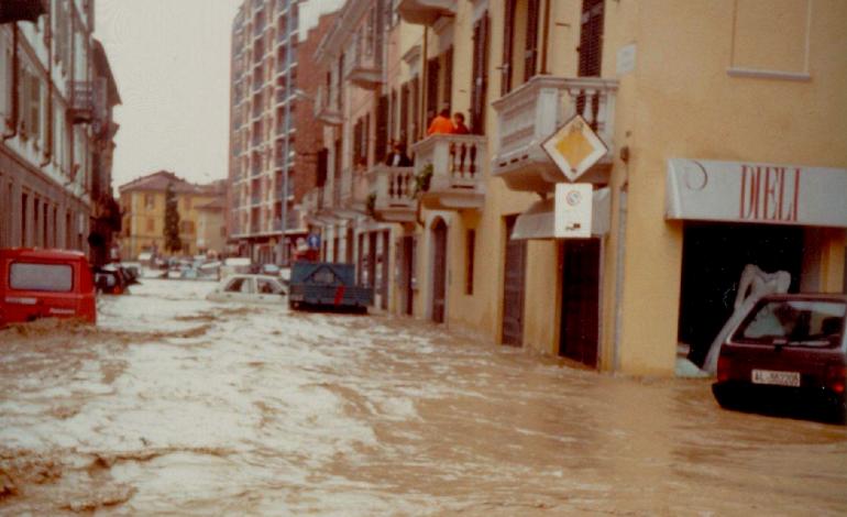 Ricordate in Duomo le vittime dell'alluvione del 1994