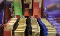 Cioccolatini Pernigotti offerti domani al presidio di Roma