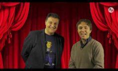 Claudio Lauretta presto a Ovada con un suo esilarante show