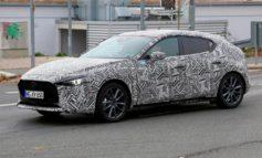 È pronta la nuova Mazda 3