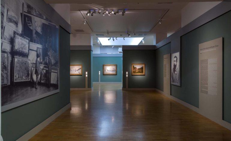 A Torino Claude Monet prende vita in 3d al Parco Commerciale Dora