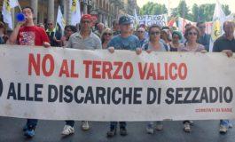 """La """"Marcia per l'acqua"""" a Sezzadio col Gabibbo"""