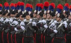 Arrivano rinforzi per i carabinieri della provincia