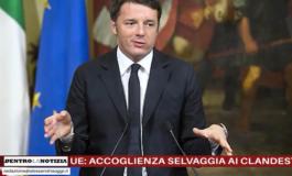 """Moncalvo: Renzi ha """"svenduto"""" l'Italia all'UE barattando l'accoglienza selvaggia di clandestini con la  flessibilità sui conti"""