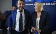 """Le Pen: """"Con Salvini per invertire il corso della storia"""""""