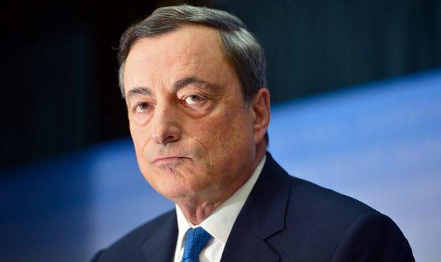 """Allarme Draghi: """"L'Italia è come Brexit, un'incertezza per l'Europa"""""""