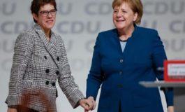 Akk, la delfina di Merkel nuova leader Cdu