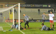 Continua la crisi dell'Alessandria che perde in casa col Piacenza
