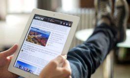 Classifica dell'informazione online in ottobre secondo Audiweb