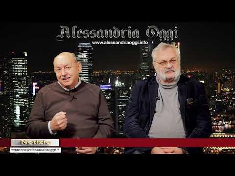 Piercarlo Fabbio e Piero Teseo Sassi ci parlano del loro libro su com'era Alessandria prima della sua fondazione