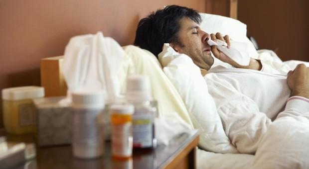 A rischio 5 milioni di italiani per l'influenza in arrivo