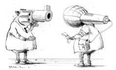 Moiso: ecco perché l'Italia è in coda nella libertà di stampa… e la sedicente sinistra ne sa qualcosa