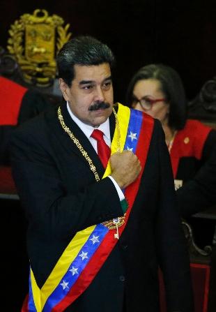 Venezuela, Caracas: rivedremo le relazioni coi paesi che appoggiano Guaido