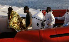 67 migranti sono giunti a Lampedusa