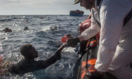 La prima strage di migranti dell'anno