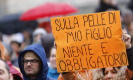 I Comitati NoVax del Veneto parlano nella sala stampa di Montecitorio