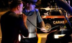 Denunciati cinque automobilisti ubriachi fradici al volante