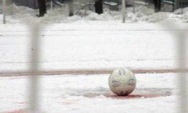 Per neve rinviati ulteriormente i campionati di Seconda e Terza Categoria, in Eccellenza Calcio Derthona - Alfieri Asti si disputa il 9 febbraio