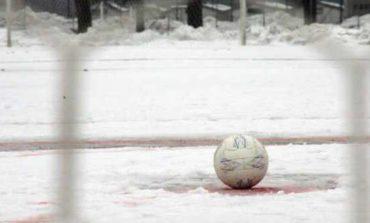 Per neve rinviati ulteriormente i campionati di Seconda e Terza Categoria, in Eccellenza Calcio Derthona – Alfieri Asti si disputa il 9 febbraio
