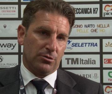 Alberto Colombo nuovo mister dell'Alessandria fino a fine stagione