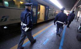 Schiaffo e insulti ad una capotreno alla stazione di Arquata Scrivia: in quattro nei guai