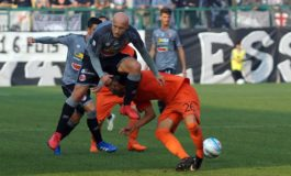 Un'Alessandria con troppe incertezze si becca tre schiaffi a Siena