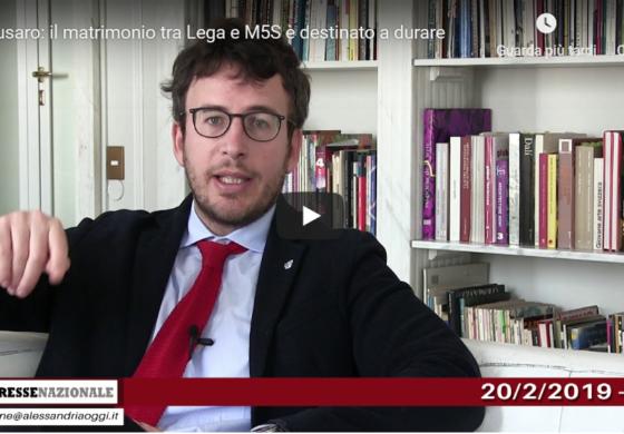 Fusaro: Lega e M5S litigiosi ma uniti