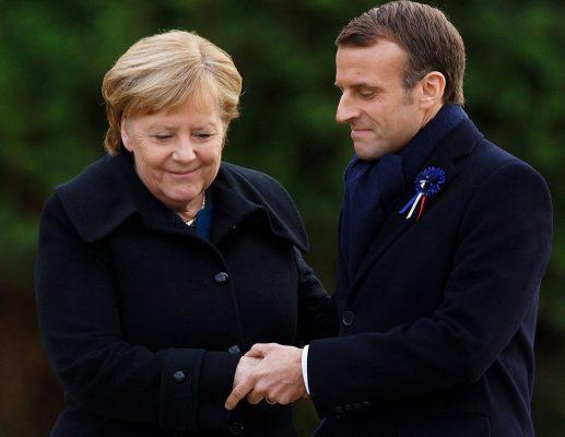 Macron contro tutti, anche contro Merkel su Nord Stream 2