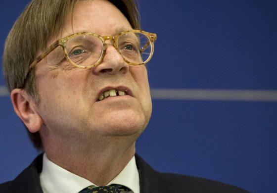 """Verhofstadt, a libro paga dei petrolieri belgi, ce l'ha con Conte e l'Italia a causa di Eni che ha """"sfrattato"""" il Belgio dal Venezuela"""