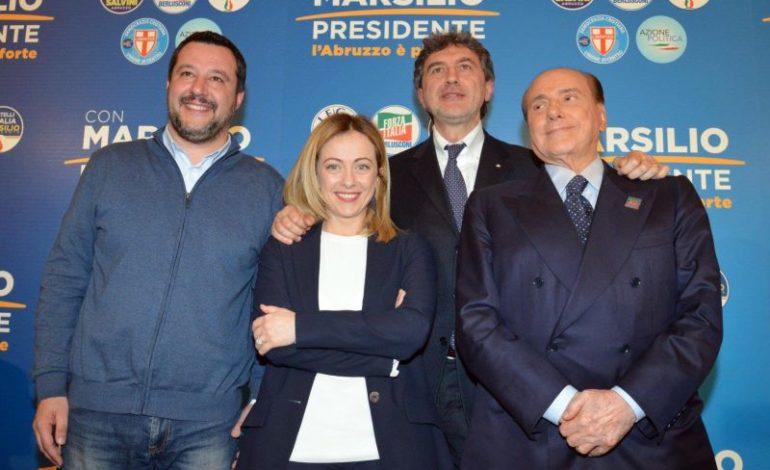 Elezioni d'Abruzzo: ormai la Destra non si ferma più