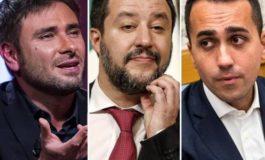 Scontro aperto Lega-M5S sulla Tav, Di Battista: se la Lega non è d'accordo con noi, torni pure da Berlusconi
