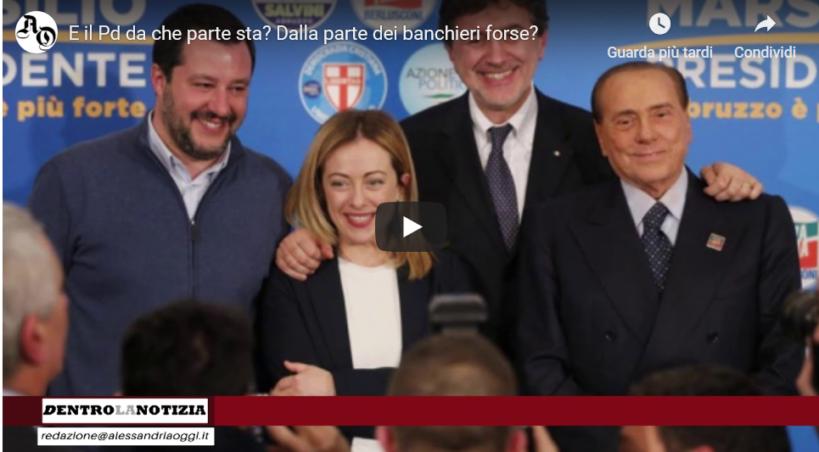 """Gigi Moncalvo: """"Chi detiene e di chi è l'oro degli italiani? E Banca d'Italia di chi è""""?"""