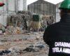 I carabinieri del Noe di Alessandria sequestrano tremila tonnellate di rifiuti plastici stoccati illecitamente
